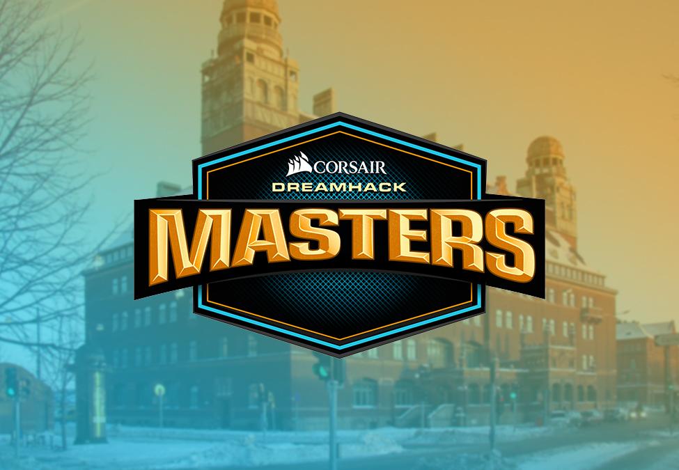 DreamHack Masters Malmö zná všechny účastníky