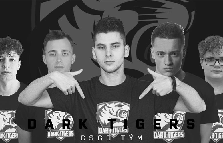 Dark Tigers predstavuje novú CS:GO zostavu