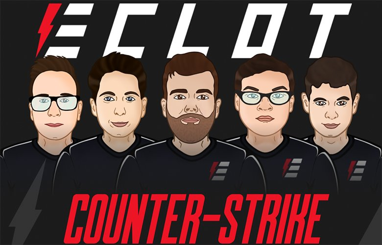 ECLOT predstavuje svoju novú CS:GO päticu