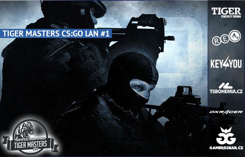 """CS:GO LAN akce v RE-LOADE """"edit"""""""