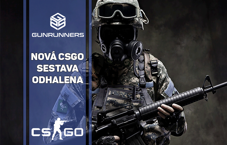Gunrunners nová sekce CS:GO
