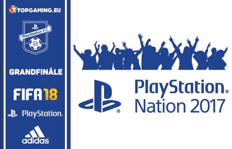 FIFA 18 grandfinále PlayStation Nation 2017 je tady