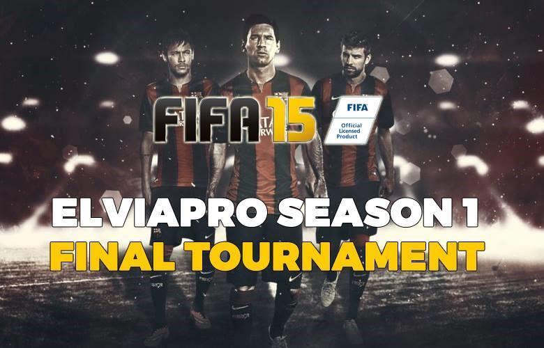 Grand Finále FIFA15