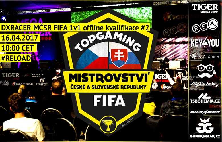 DXRACER MČSR FIFA 17