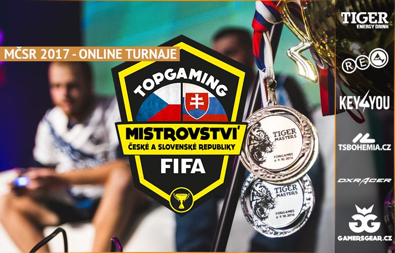 Start online části MČSR