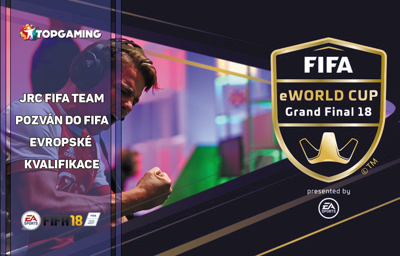 JRC FIFA tým pozván do FeCWC