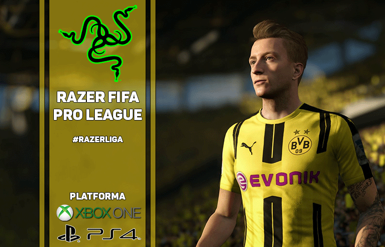 RAZER FIFA 17 PROLEAGUE