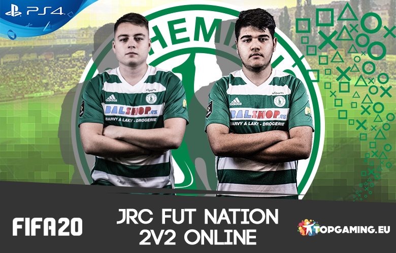 JRC FUT NATION START ONLINE KVALIFIKACI
