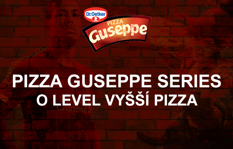 Pizza Guseppe Series