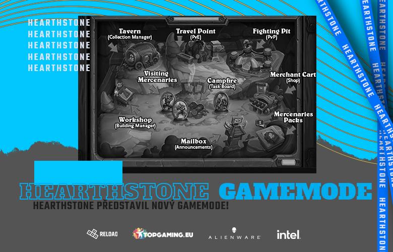 Hearthstone představil nový gamemode!