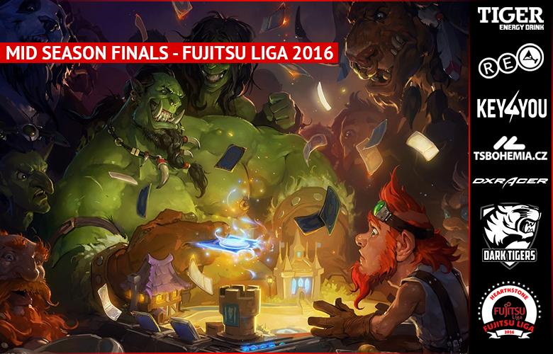 MID SEASON FINALS - FUJITSU LIGA 2016