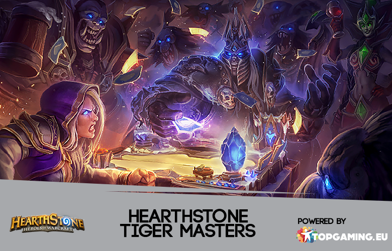 Tiger MASTERS Hearthstone