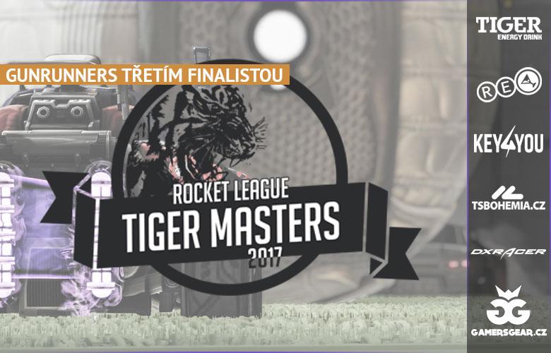 Tiger Masters a změny v týmech