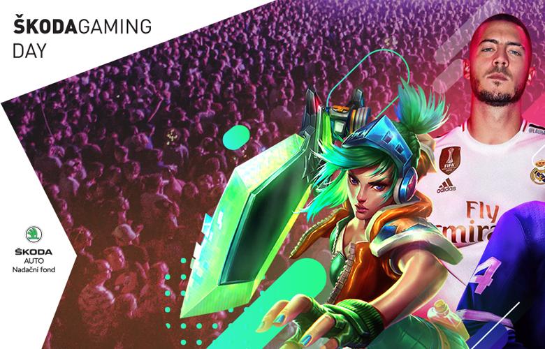 ŠKODA Gaming Day Offline Finále