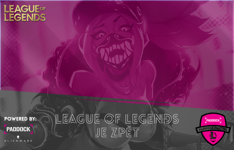 League of Legends je tu!