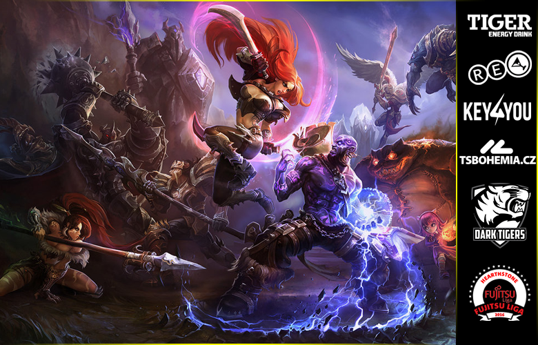 TIGER MASTERS League of Legends