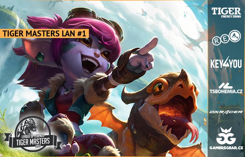 League of Legends LAN akce v RE-LOADE