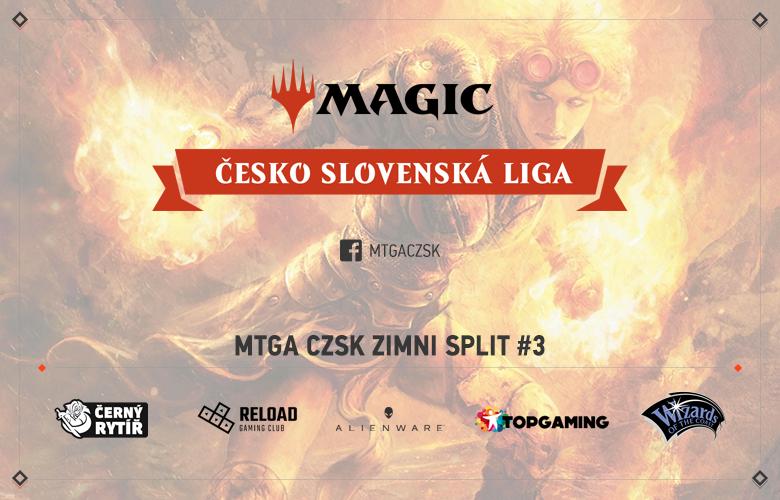 MTG Arena - Česko Slovenská liga