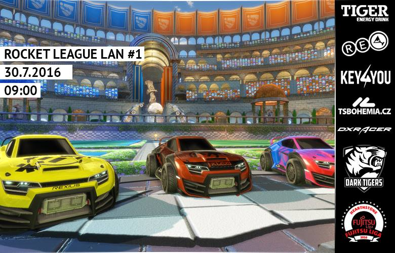 Rocket League LAN nr.1