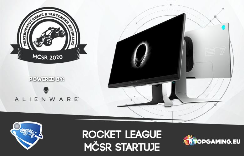 MČSR Rocket League