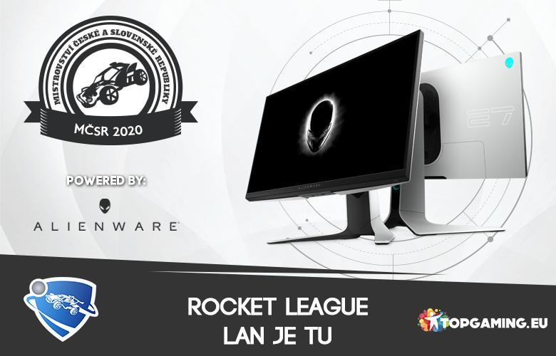 Rocket League LAN je tu
