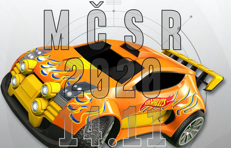 MCSR20 Rocket League