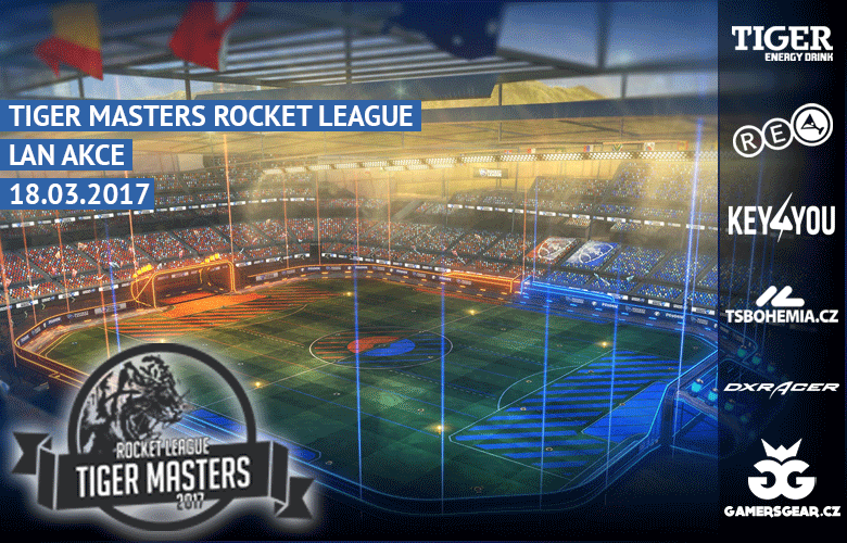TIGER MASTERS ROCKET LEAGUE LAN