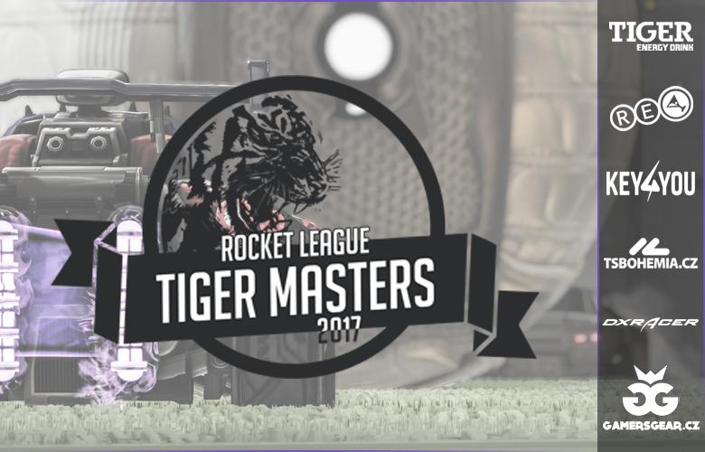Rocket League součástí Tiger Masters