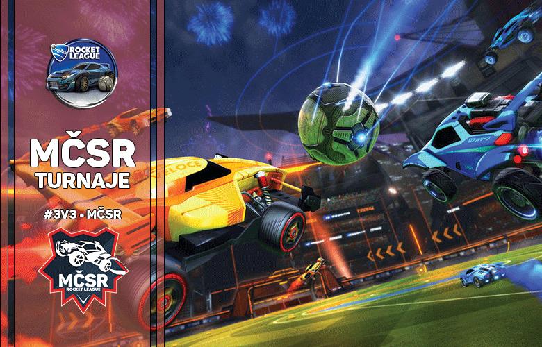 Rocket League MČSR LAN 2 se blíží