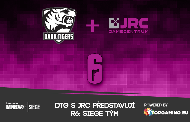 DTG přichází s R6: Siege esport týmem