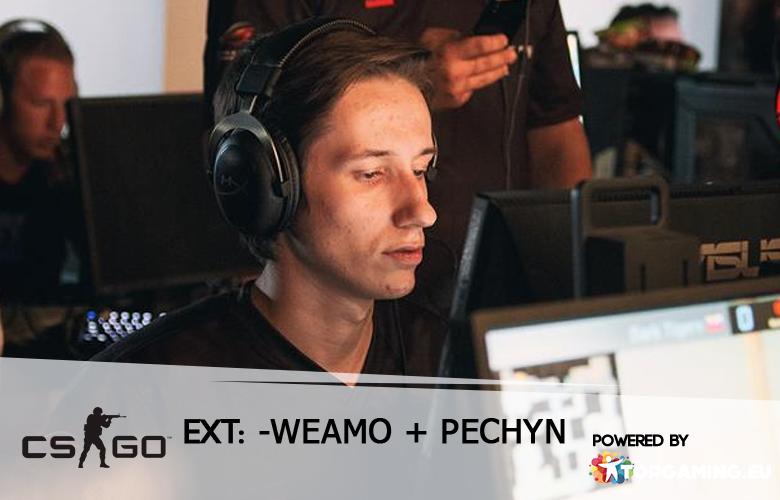 eXtatus opouští WEAMO, přidává se Pechyn