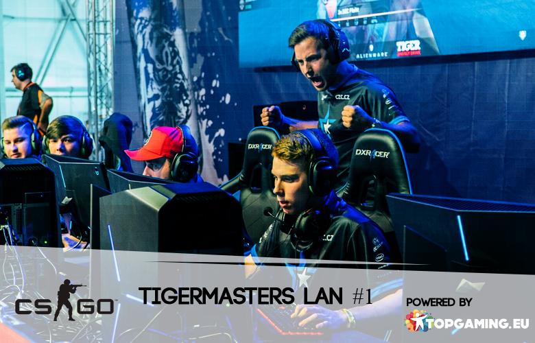 Tiger Masters LAN: DTG postupují