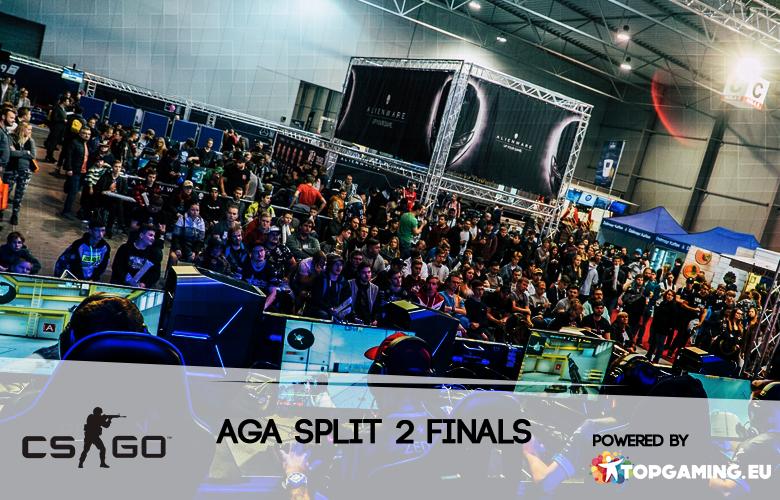 AGA finišuje SPLIT 2, bohužel bez tuzemské účasti