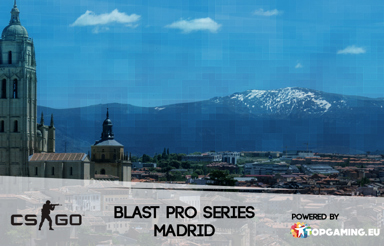 Preview: BLAST Pro Series Madrid je tu