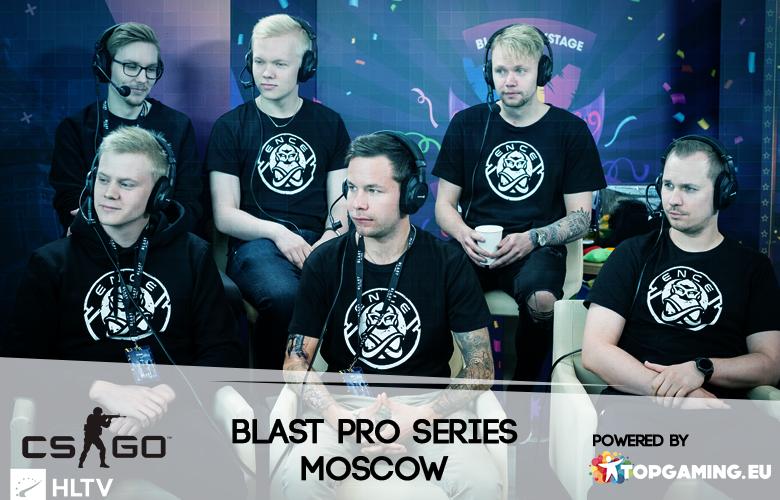 BLAST: v Moskvě se nepředstaví Vitality