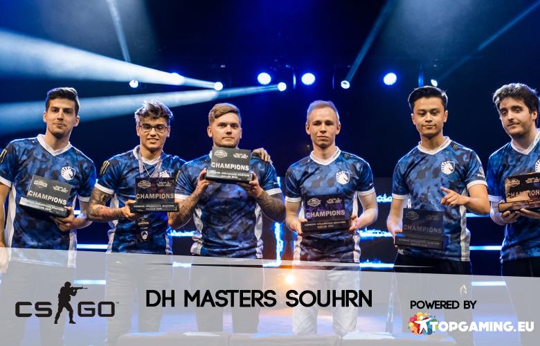 DH Masters: Liquid šampiony