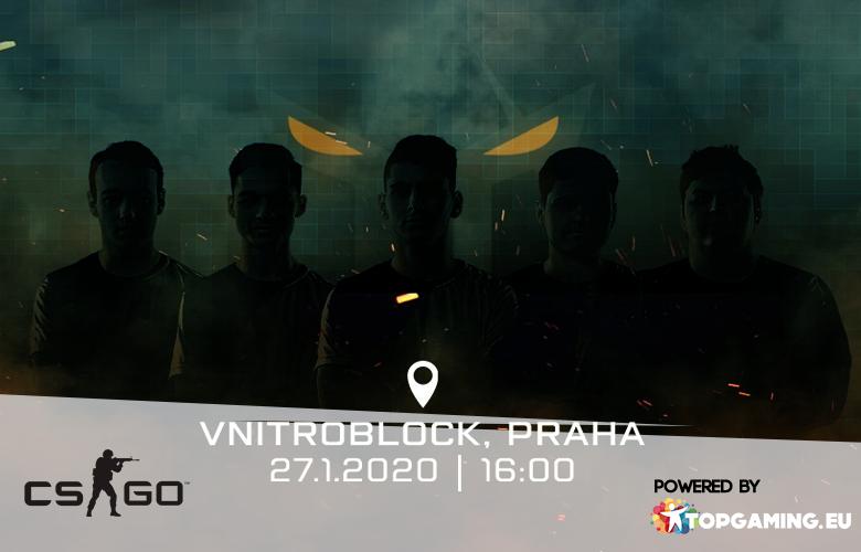 BRUTE chystají launch event ve VNITROBLOCKU