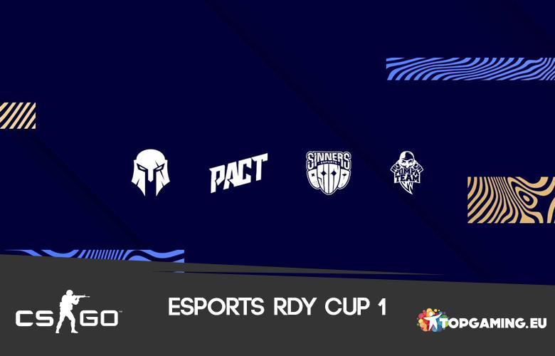 Esport RDY Cup ovládli polští PACT