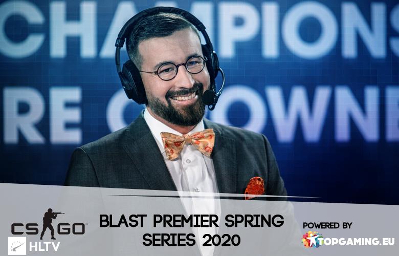 BLAST Premier Spring Series startuje o víkendu