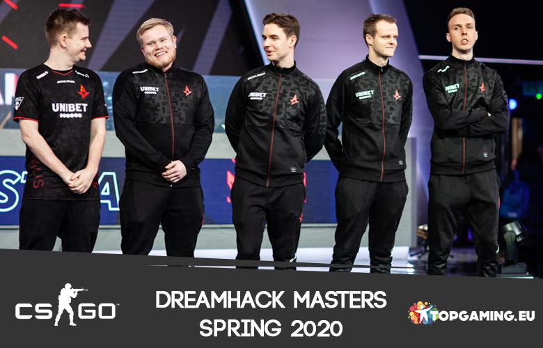 DreamHack Masters Spring 2020 startuje