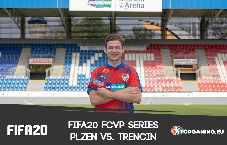 FCVP vyzve AS Trenčín ve FIFĚ