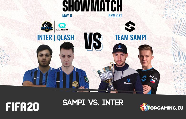 Sampi dnes vyzvou Inter Milán