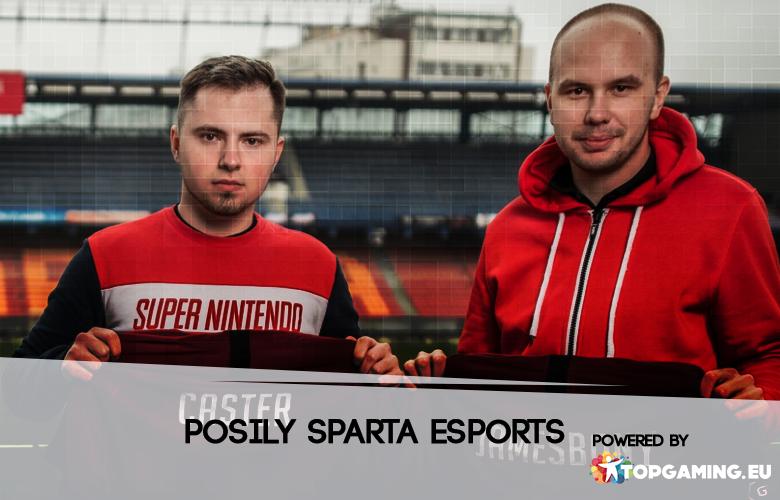 Sparta eSports posiluje dvěma hráči