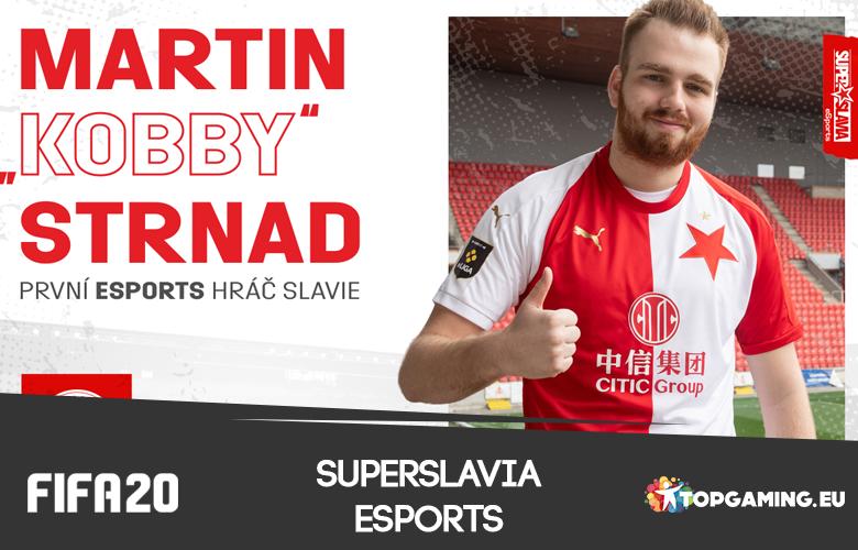 Slavia Praha ve spolupráci s BRUTE zakládá esport tým