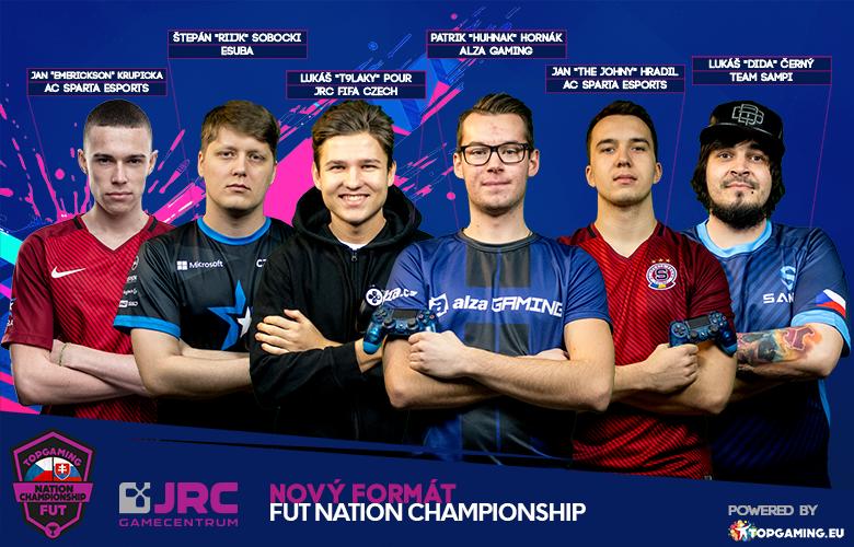 FUT NATIONS: Riijk vítězem prvního cupu