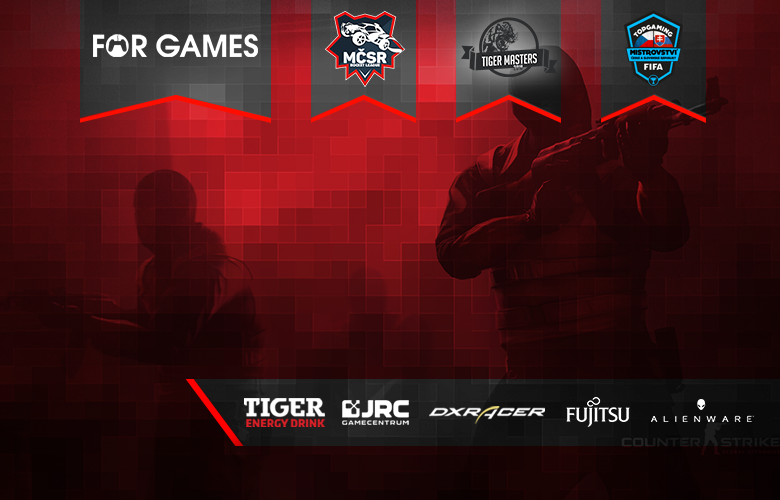 CS:GO vyvrcholení TigerMasters na ForGames
