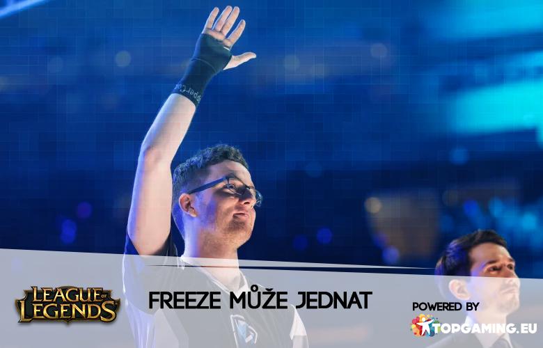 Freeze má svoleno hledat jinde