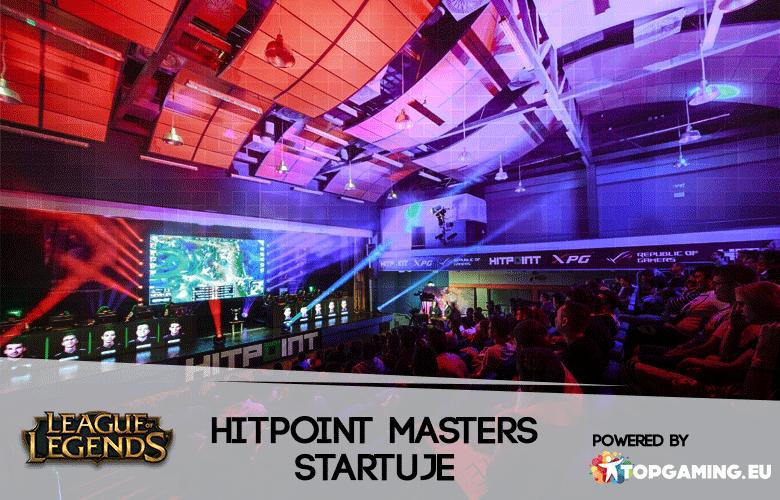 Hitpoint Masters startuje