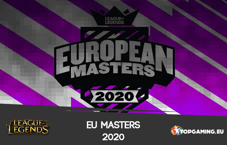 Play-in část EU Masters startuje