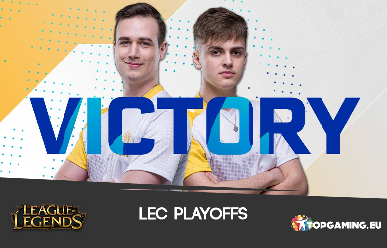 LEC Playoffs: G2 ve finále s Fnatic